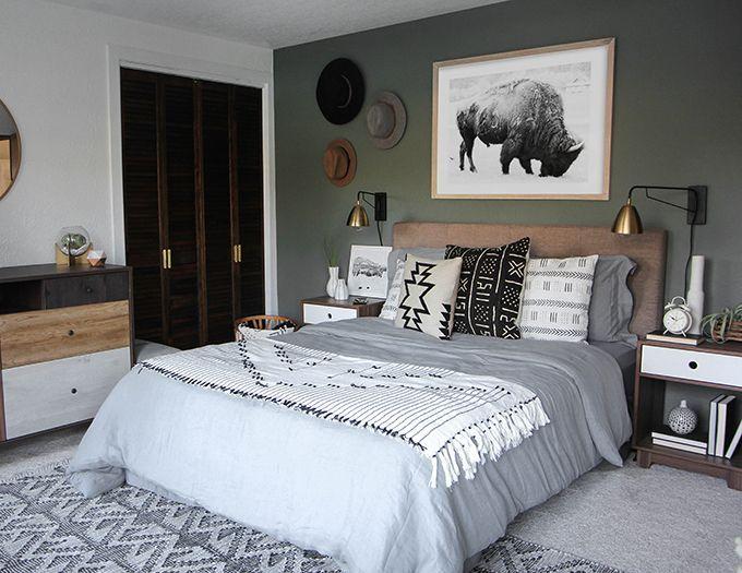 Design Of Bed For Bedroom Stunning Best 25 Woodsy Bedroom Ideas On Pinterest  Forest Bedroom Inspiration Design