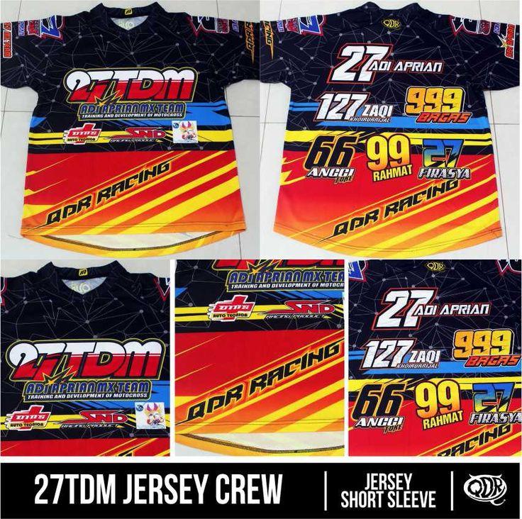 Jersey short sleeve 27TDM