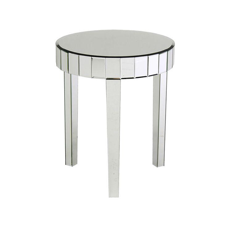 Carolyne 22 Inch Side Table, $199, El Dorado