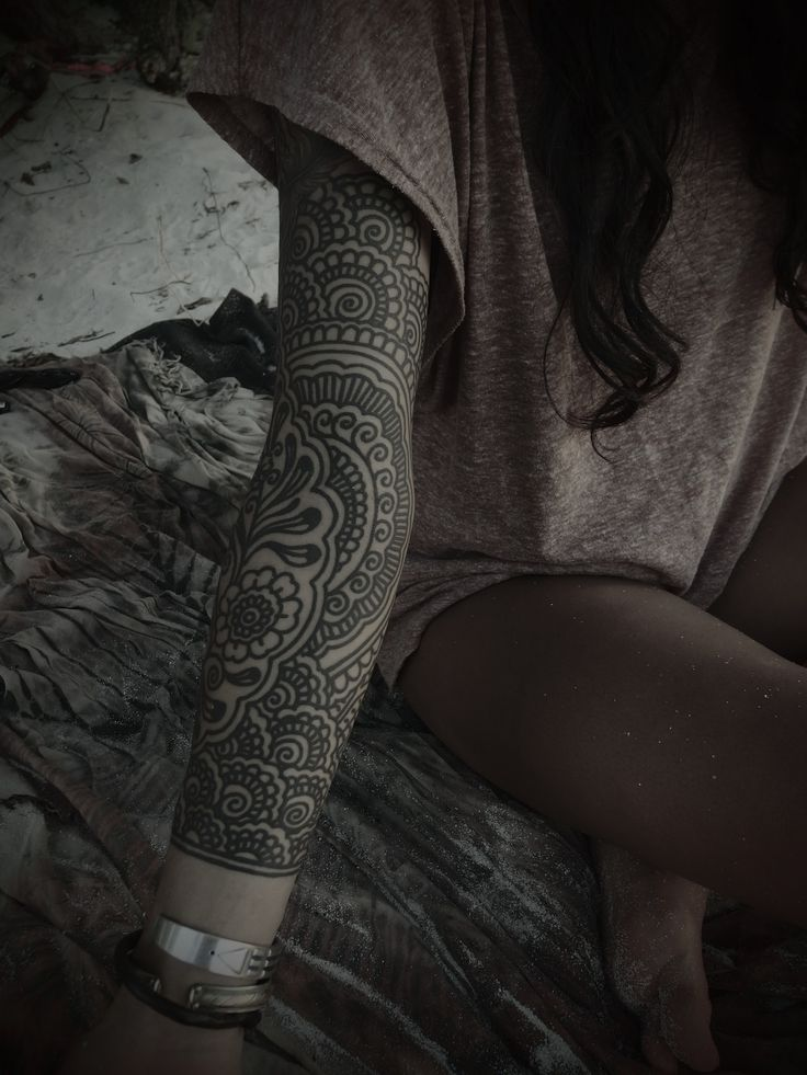 (Healed Sleeve . On Diana in Nouméa . To be...) Guy Le Tatooer