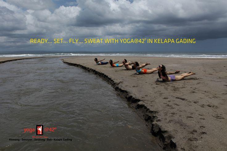 Yoga@42 Bikram Yoga Jakarta newest branch: Kepala Gading, come and practice with us.....MANY STUDIOS, ONE COMMUNITY www.bikramyogajakarta.com