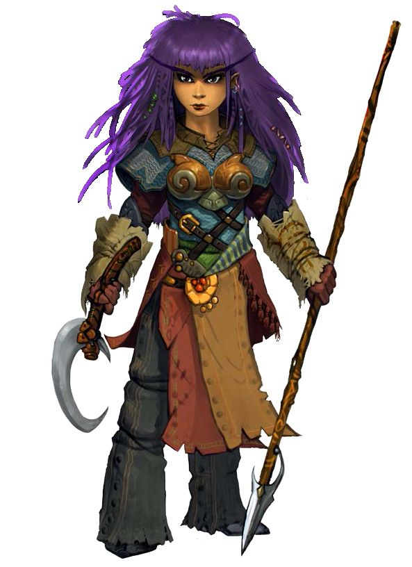 Female Gnome: Strong Females And Warriors