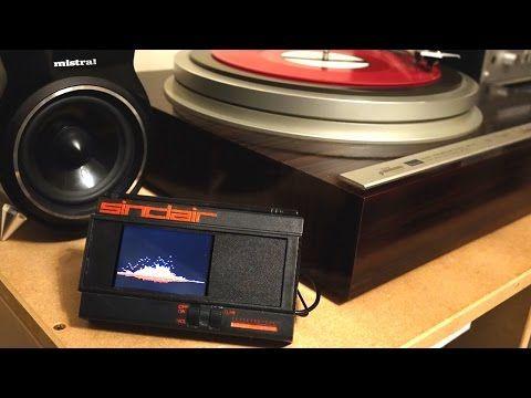 The 'Sinclair' Spectrum Analyzer - YouTube