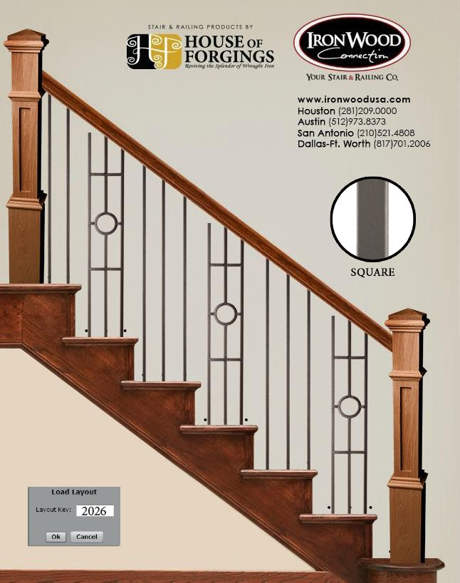Best Aalto Stair Balusters Google Search Iron Balusters 400 x 300