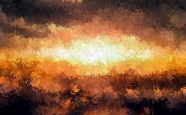 Limited Edition 1 of 1: Breaking Through by Sandra Spalding #sunrise #sunset #light #bright #warm #warmth #impression #dusk #nightfall #horizon #sundown #sun #beautiful #spring #awakening #twilight #nature #sky #morning #eve #evening #dawn #daybreak #daylight #sunup #sky #skyline #fire #combustion #ignition #flames #firestorm #conflagration #oven #furnace #hellhole #hell #underworld #perdition #match #inferno #glimmer #spark #blaze