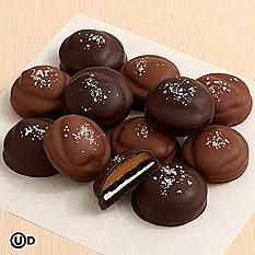 Salted Caramel Chocolate Covered OREO® CookiesDAD-FATHERS DAY