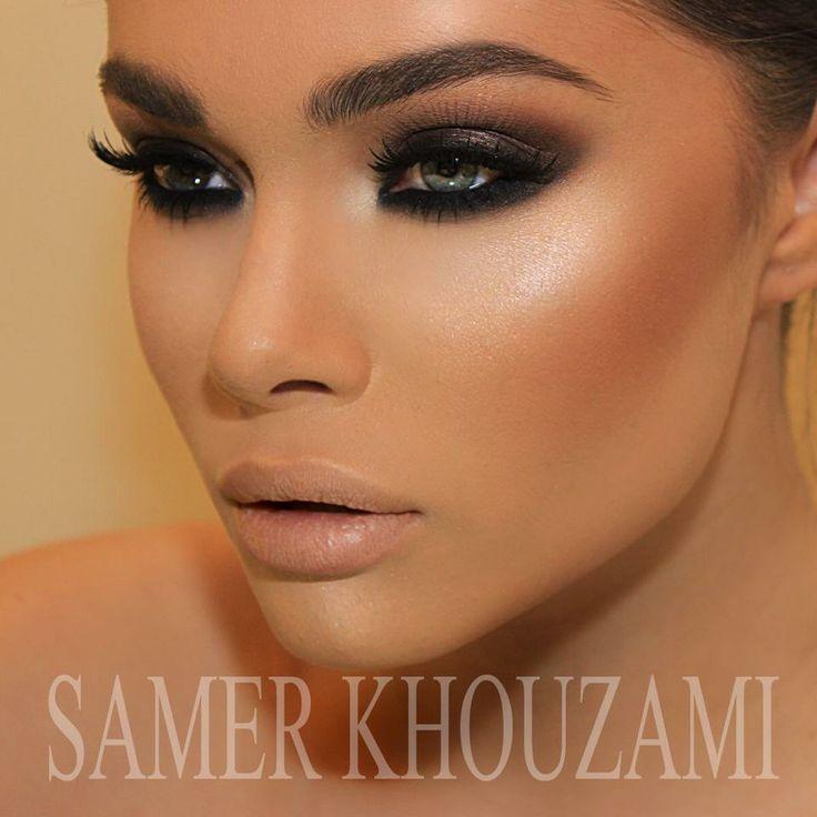 Samer Khouzami makeup
