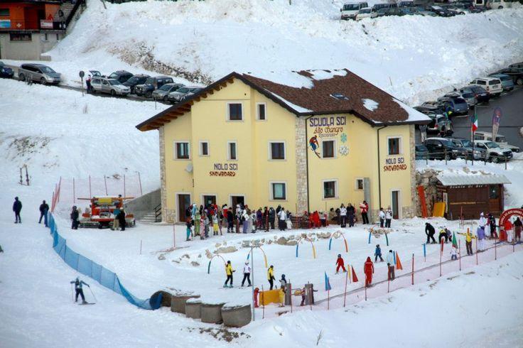 Scuola-sci  Scuola Italiana Sci Alto Sangro - Roccaraso  Sky pass Alto Sangro su A Tutta Neve