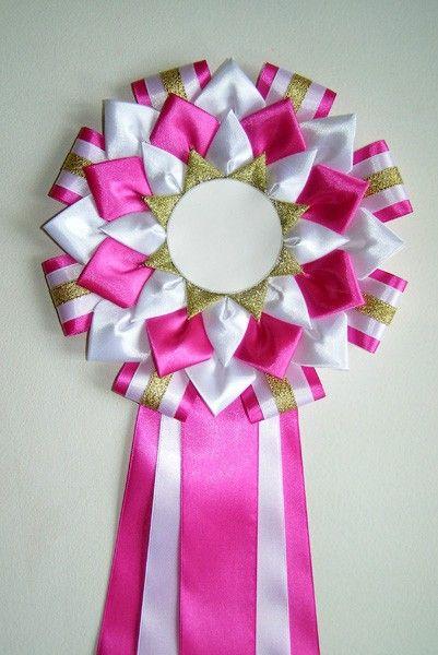 Gorgeous award ribbon