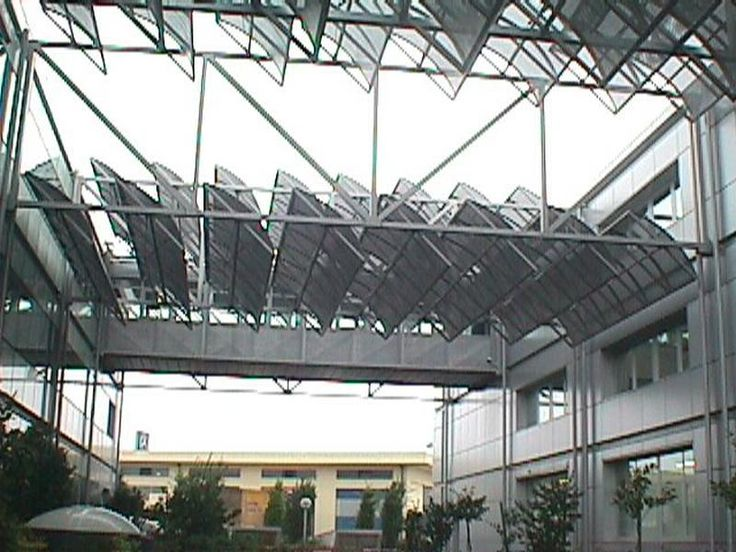 Image result for roof shading devices