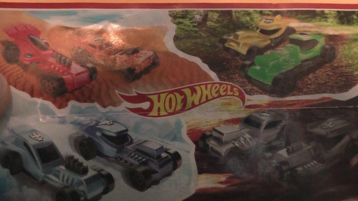 Hot Wheels Magic Kinder FF173A