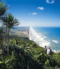 Ripiro Beach, The Kauri Coast