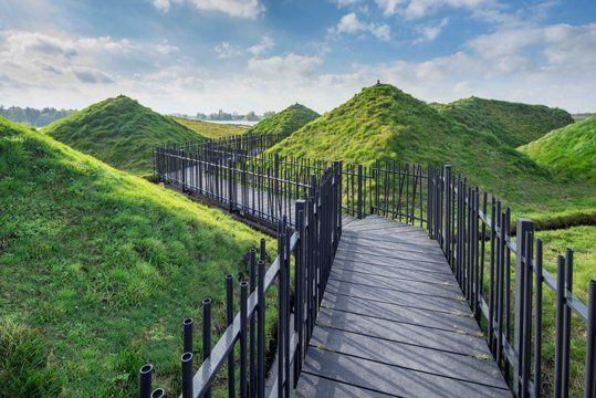These Grassy Pyramids are Actually a Museum — Design News