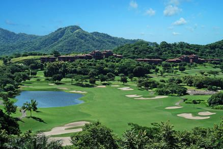 6/14/14 Costa Rica | Played golf at the Reserva Conchal golf course - Guanacaste, Costa Rica | recently listed in Conde Nast's top 4 golf resorts in the world. The service is excellent, | A Trent Jones II design that has a mix of rainforest, some spectacular views of Conchal beach and mountains in the back.