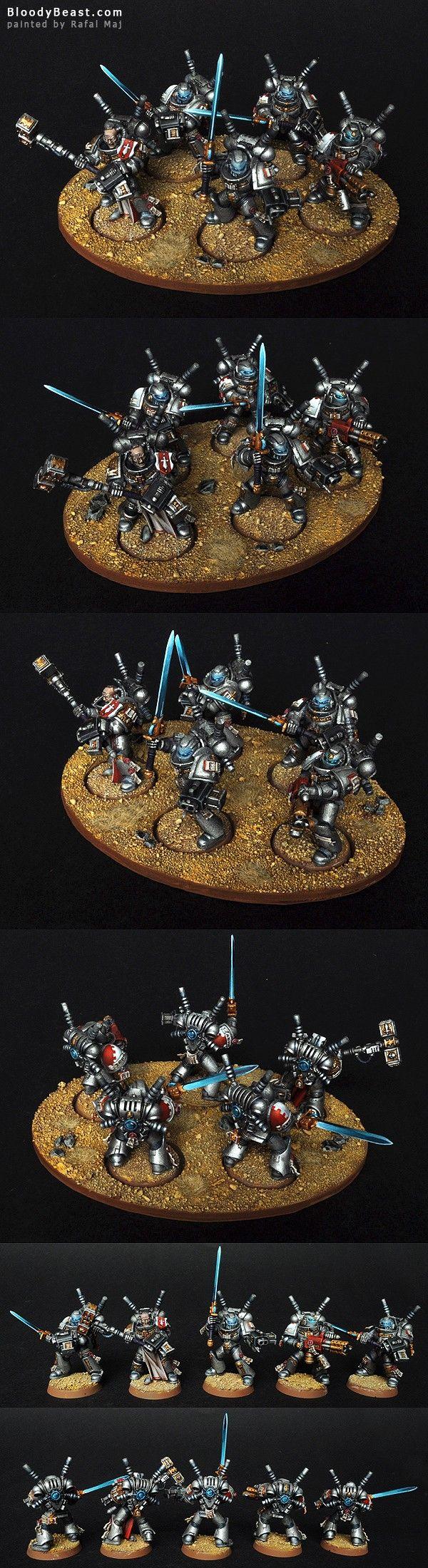 Grey Knight Squad