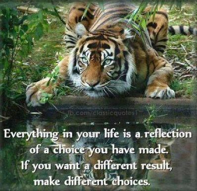 Thought for the Day Quotes | Beautiful thought for the day;make different choice . | Daily ...