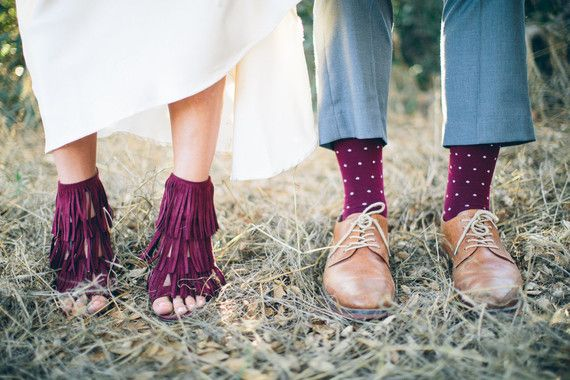 Cranberry- burgundy- maroon wedding shoes