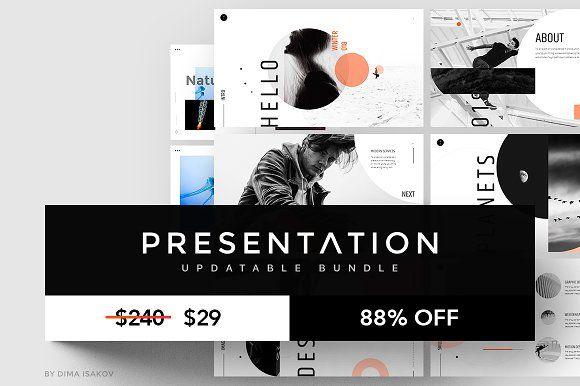 Presentation iBUNDLE + FREE Updates by Dima Isakov on @creativemarket