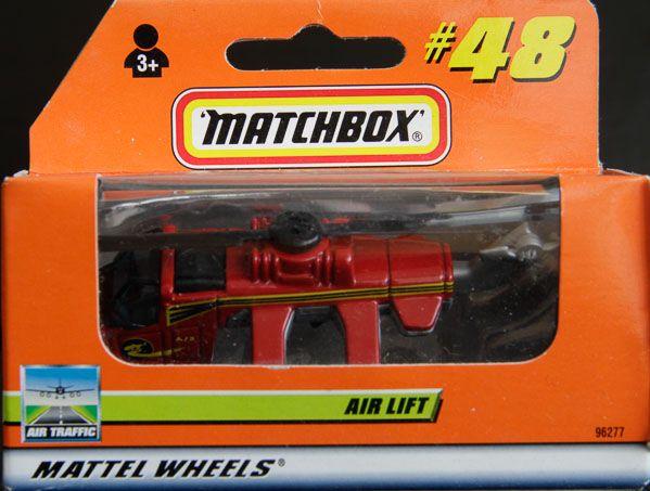 Model Matchbox Air Lift
