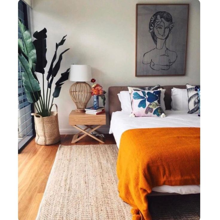 Bedroom Furniture Houston Pop Art Bedroom Designs Romantic Bedroom Background Bedroom With Area Rug: Bedroom A Pop Of Color #home #furniture #decor #homedecor