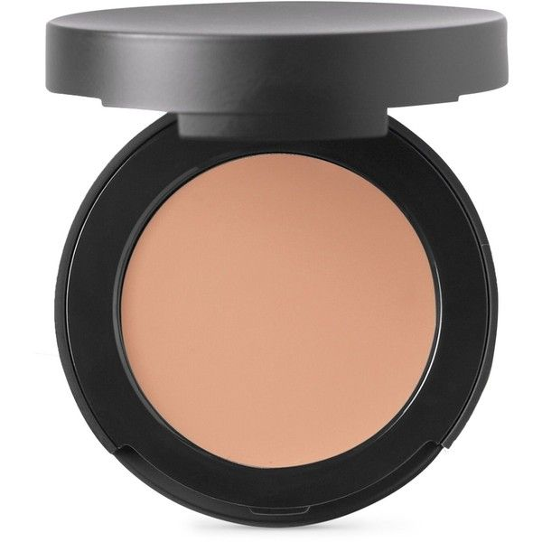 bareMinerals Correcting Concealer Spf 20 ($21) ❤ liked on Polyvore featuring beauty products, makeup, face makeup, concealer, beauty, light, bare escentuals concealer, bare escentuals and creamy concealer
