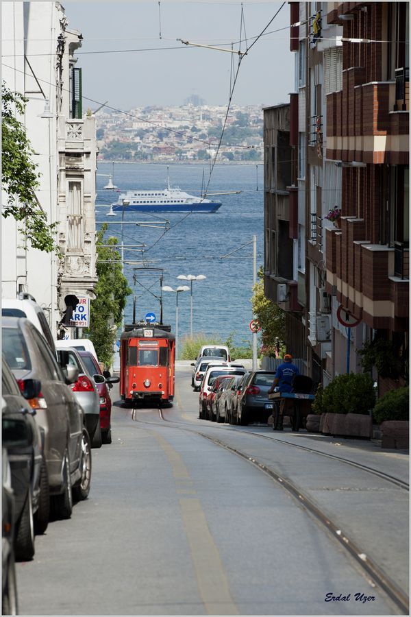 Moda, İstanbul--TURKEY
