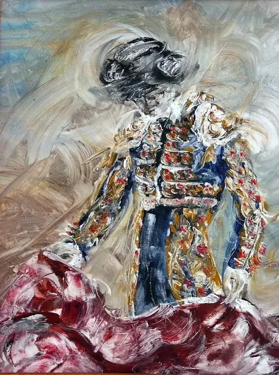 54 best images about arte taurino on pinterest henri for Pintor y muralista colombiano