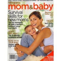 Mom & Baby - Fit Pregnancy, Fall 2008/Winter 2009 Issue