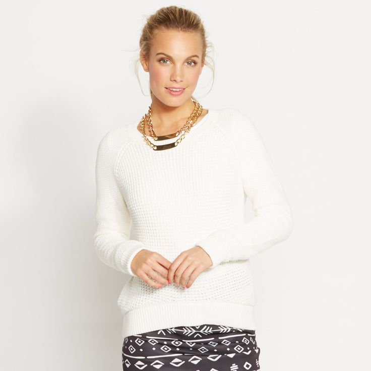 This And That Texturd Jumper ($14.00) from Dotti.com.au