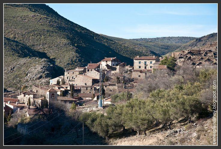 Patones de Arriba Sierra de Madrid