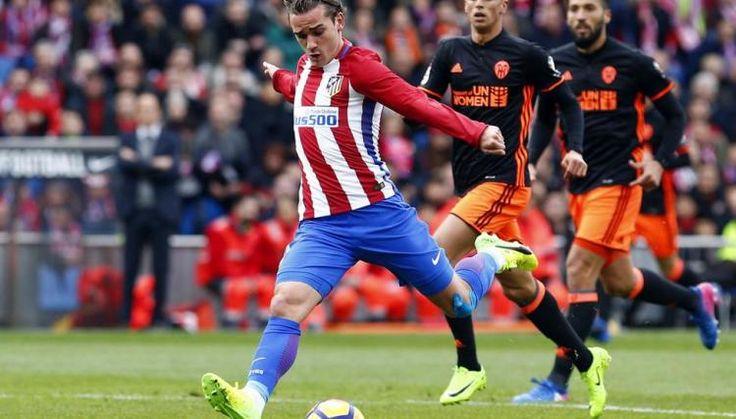 Griezmann, a un gol de su mejor racha en el Atleti, y ante su segundo rival favorito: Partido importante para el Atlético de Madrid, que…