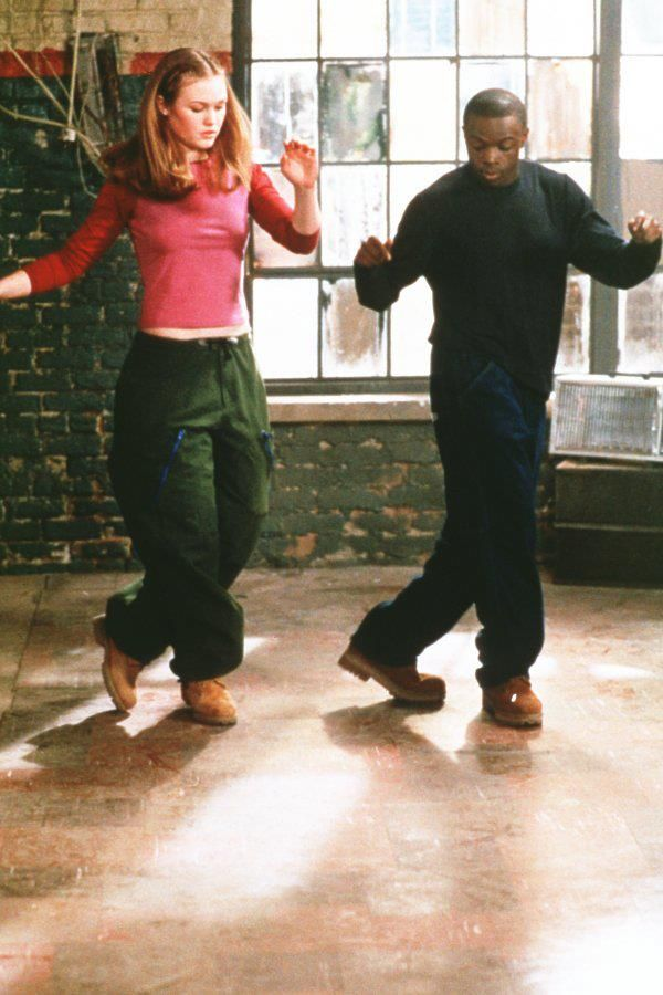 "Julia Stiles & Sean Patrick Thomas - ""Save The Last Dance"" my favorite movie...ever!"