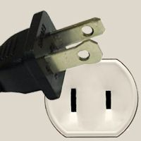 Electric socket types around the world