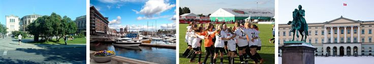 The Norway Cup is the biggest international youth soccer tournaments in the world. More than 1400 international youth soccer teams travel from many different countries to participate in this well organized international youth soccer tournament, located in the capital of Norway, Oslo. #soccer #youthsoccer #norway #norwaycup #oslo