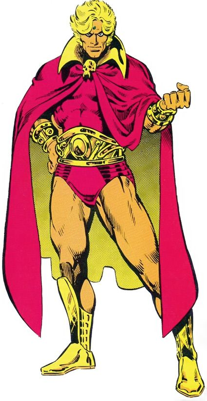 Adam Warlock - Marvel Comics - Infinity Watch - Starlin--also a former member of the Guardians of the Galaxy before the recent revival