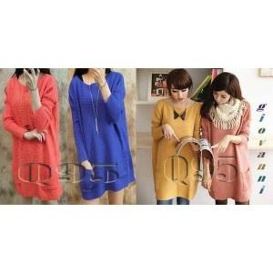 Jual baju Giovani Series bahan rajut trendy up to date berkualitas halus dan tidak tipis.