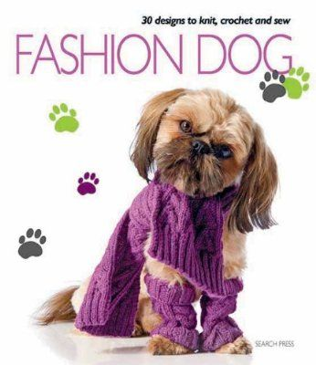 9 Best Knit A Dog Sweater Images On Pinterest Knitting Patterns