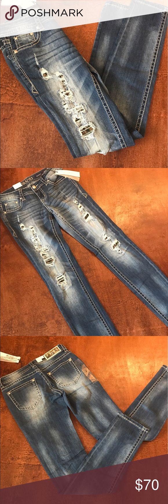 GRACE IN LA REALTREE SKINNY JEANS Realtree camo skinny jeans grace in la Jeans Skinny