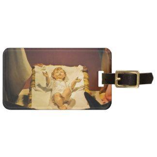 Baby Jesus Bag Tags