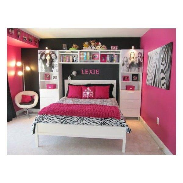 Zebra Room Decorating Ideas ❤ liked on Polyvore