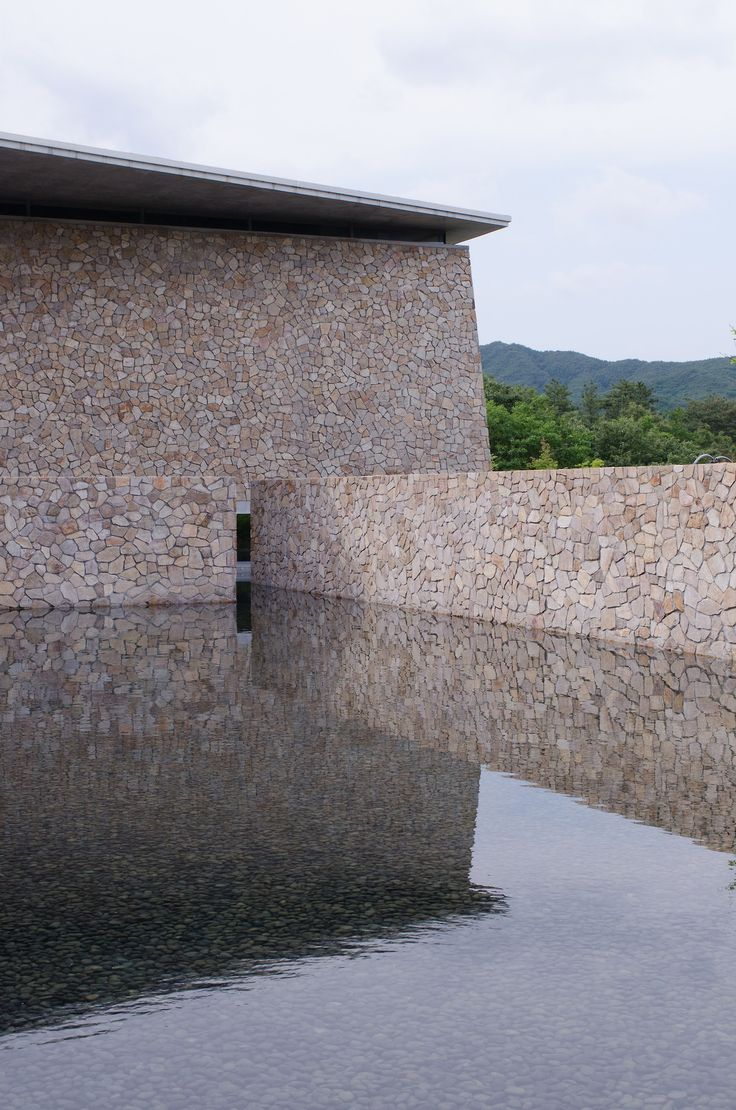 Hansol Museum in South Korea - Tadao Ando