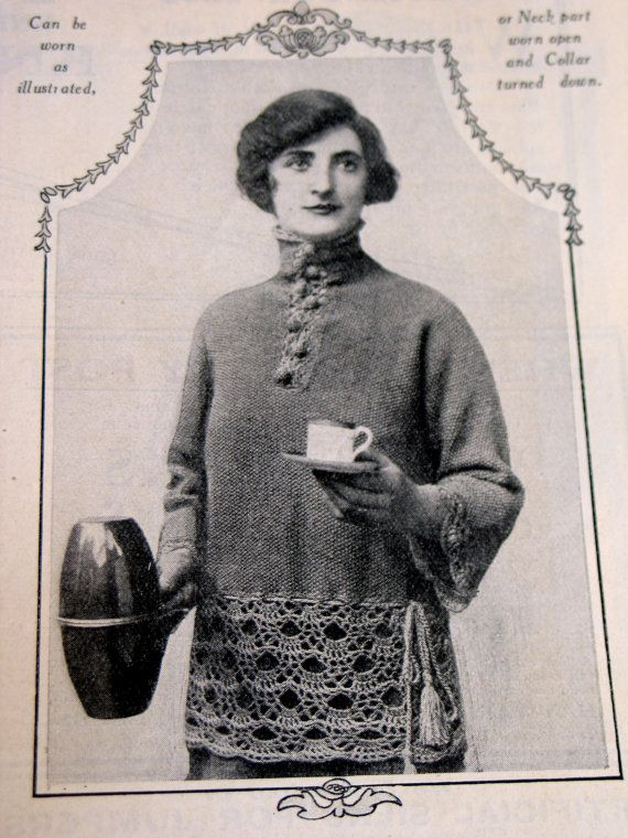 Vintage Knitting Patterns 1920s : 18 best 1920s knitting images on Pinterest 1920s, Picasa and Royal society