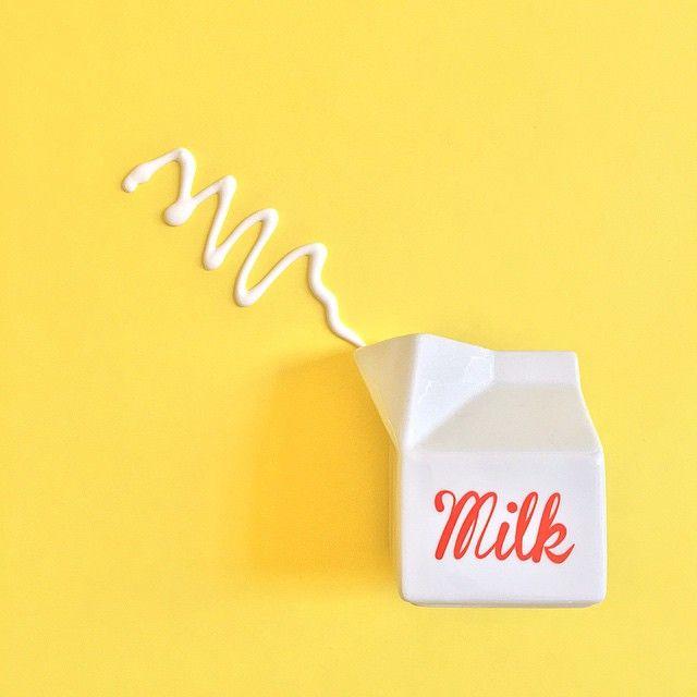 Milk #originalduckhead