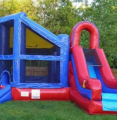 Bouncy Castle Drinking Games