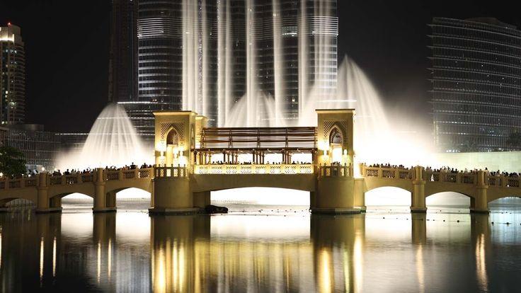 Wasserspiele von Dubai Dubai - Tickets & Eintrittskarten | GetYourGuide.de