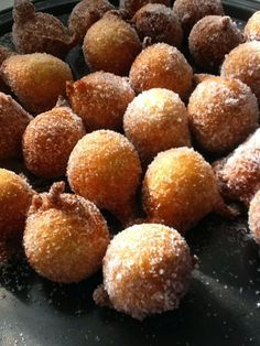 Buñuelos de Yogurt