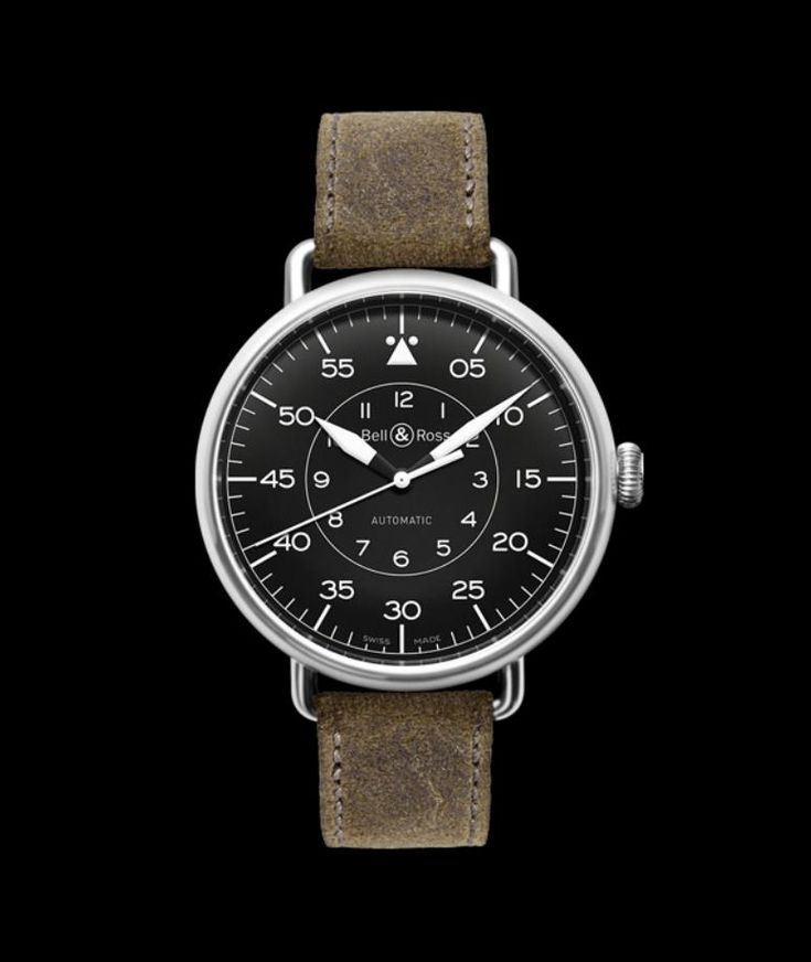 Got a thing for WW2 pilot watch-inspired watches.