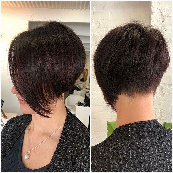 Short Layered Haircuts Thick Hair Thick Hair Styles Short Layered Haircuts Haircut For Thick Hair
