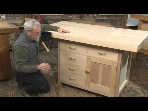 17 best images about workbenches on pinterest workbenches fine woodworking and popular - Fine bed plans images ...
