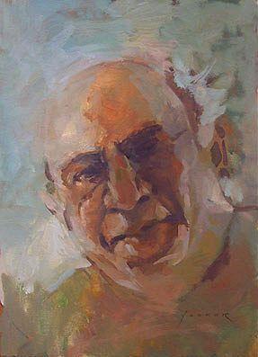Paul Hooker international portrait artist